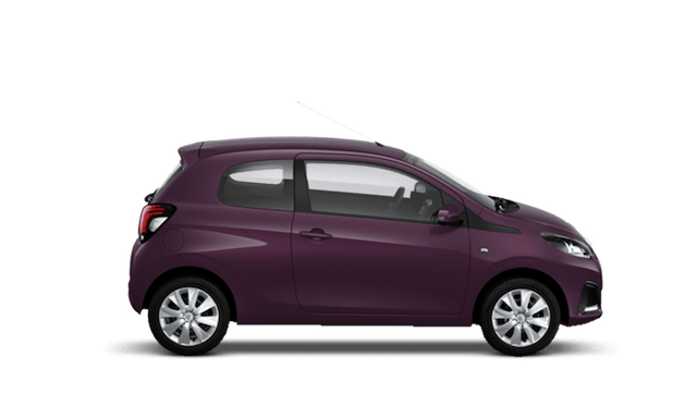New Peugeot 108 Active 5 Door Offer