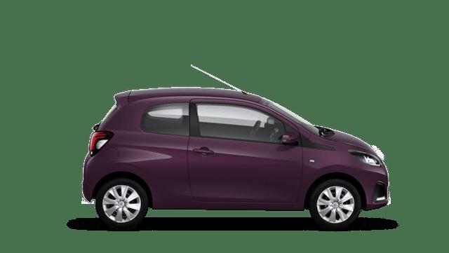 New Peugeot 108 Active 3 Door Offer
