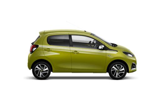 peugeot 108 Collection Offer