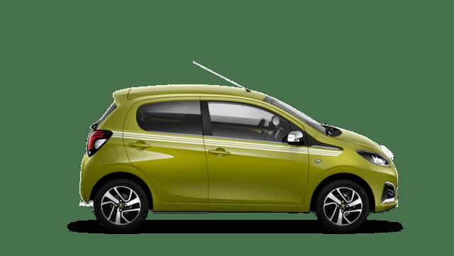 New Peugeot 108 Collection 5 Door Offer