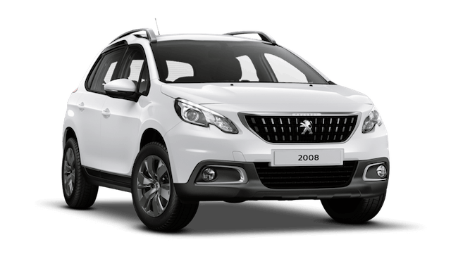 New Peugeot 2008 Active SUV Offer