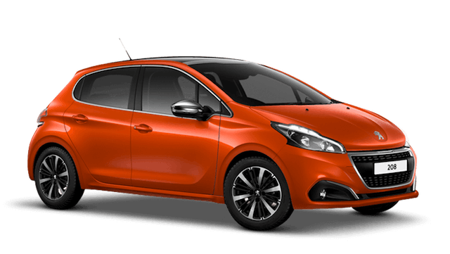 New Peugeot 208 Allure Premium Offer