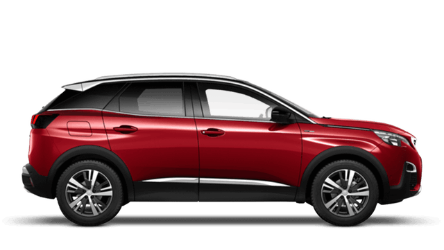 New Peugeot 3008 GT Line BlueHDi SUV Offer