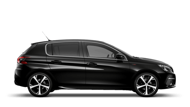 New Peugeot 308 Puretech GT Line Offer