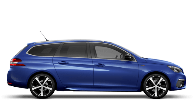 Peugeot 308 SW Motability car, 308 SW Motability Cars available from ...