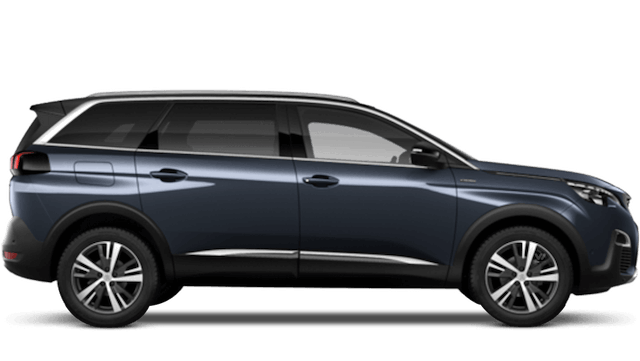 New Peugeot 5008 GT Line PureTech 7 Seat SUV Offer