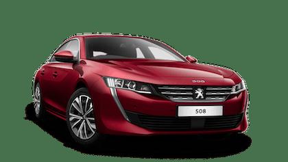 New Peugeot 508 Fastback