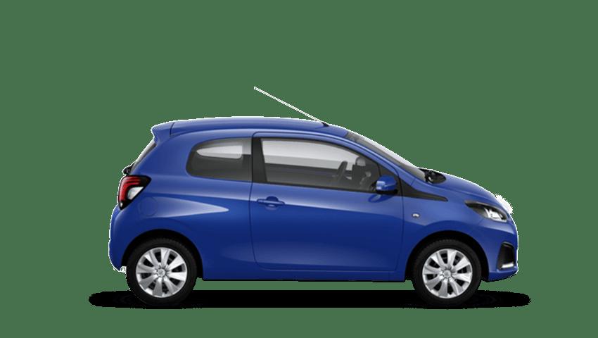 Calvi Blue Peugeot 108