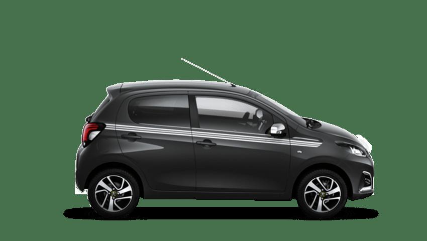 Carbon Grey Peugeot 108