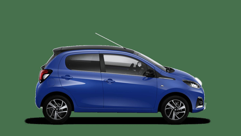 New Peugeot 108 Allure 5 Door Offer