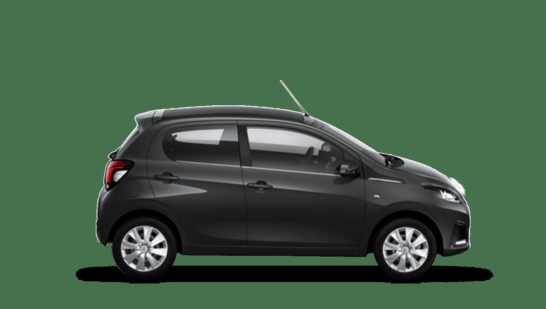 Carbon Grey Peugeot 108 Top