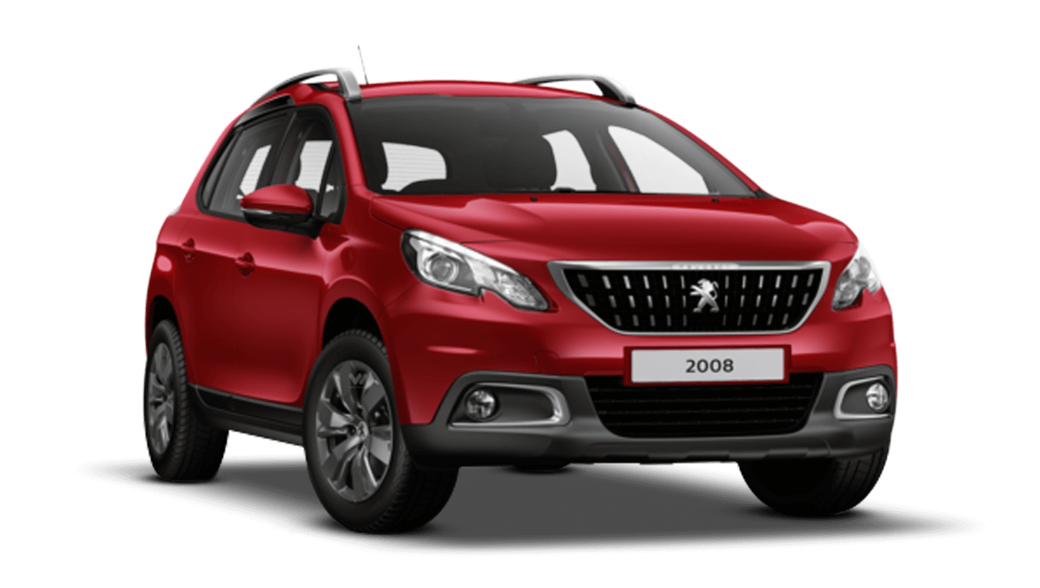 Ultimate Red Peugeot 2008 Suv
