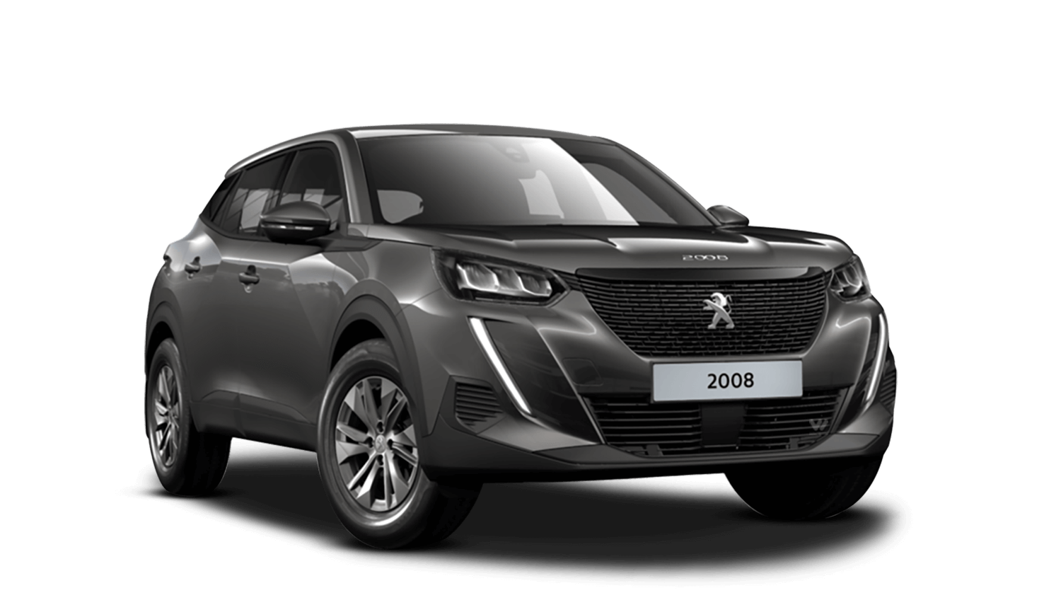Nimbus Grey All-new Peugeot 2008 SUV