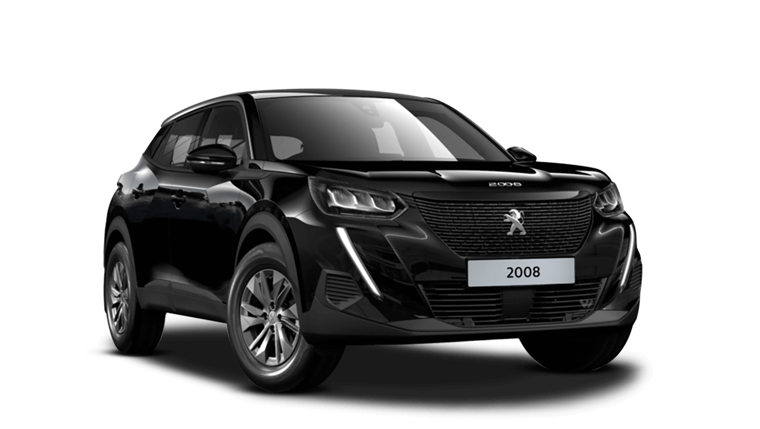Onyx Black All-new Peugeot 2008 SUV