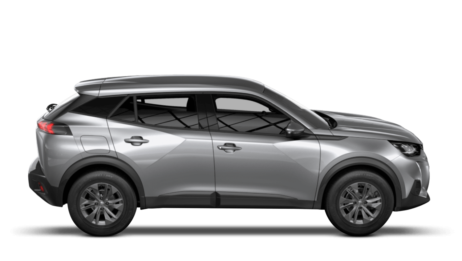 Cumulus Grey All-new Peugeot 2008 SUV