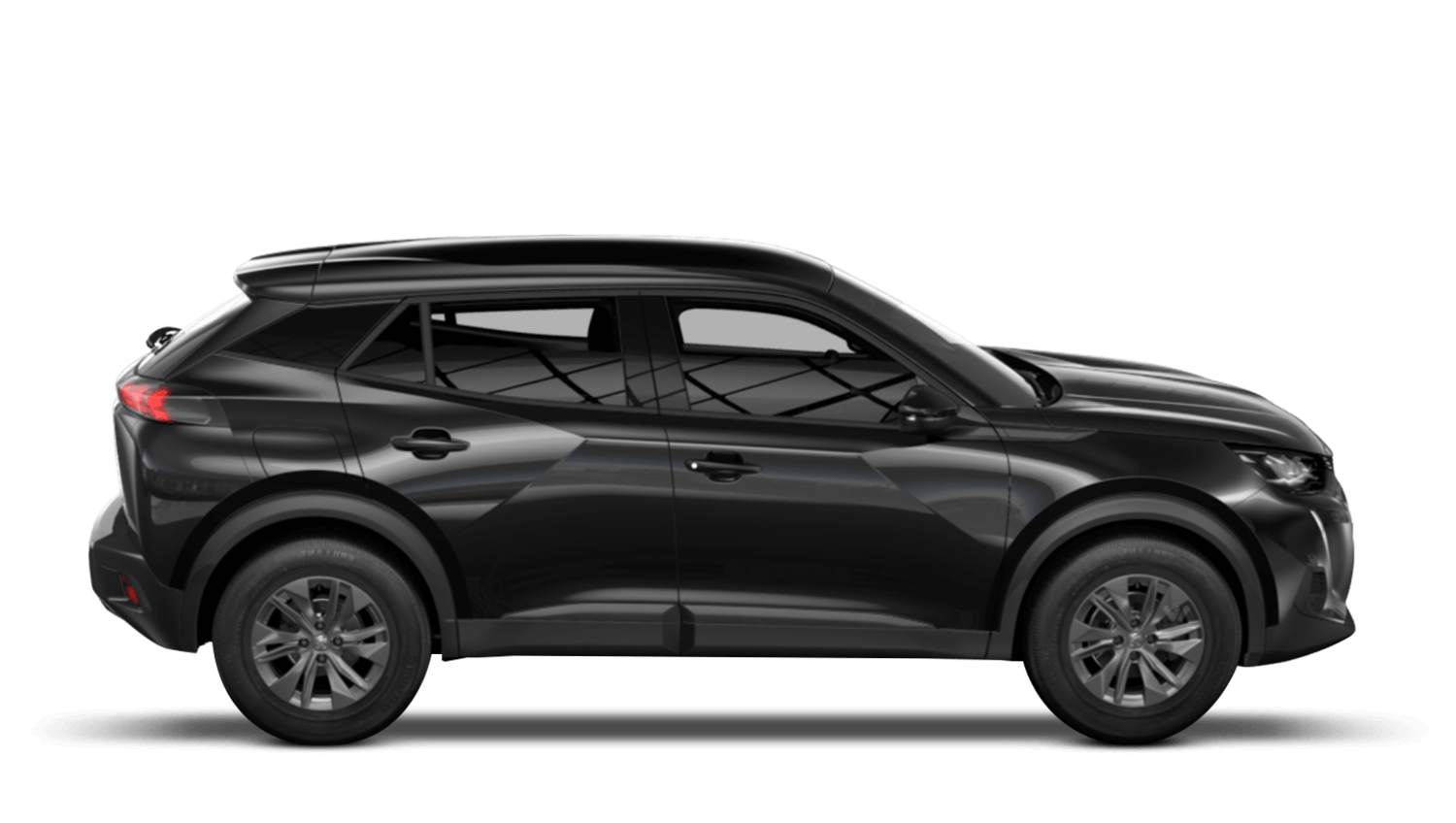 Nera Black All-new Peugeot 2008 SUV