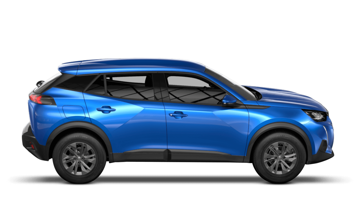 Vertigo Blue All-new Peugeot 2008 SUV