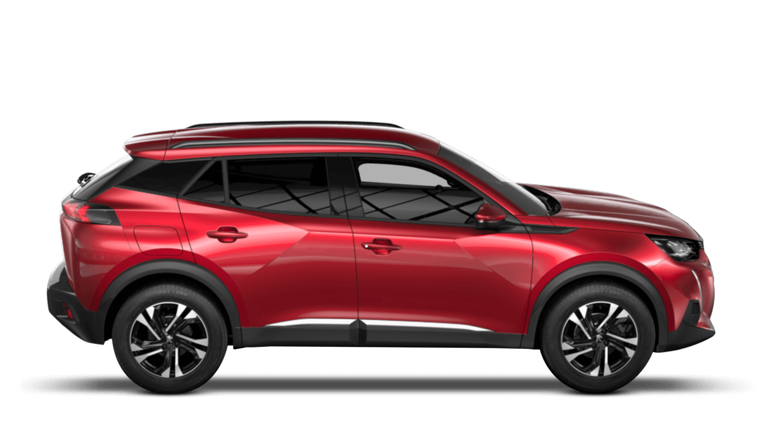 Elixir Red All-new Peugeot 2008 SUV