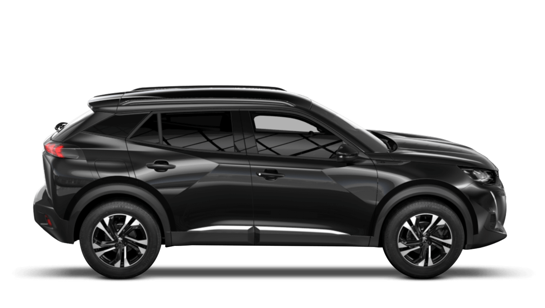 Nera Black All-new Peugeot 2008 SUV