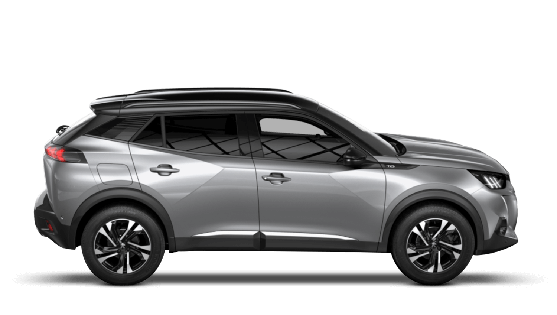 Cumulus Grey All-new Peugeot 2008 SUV