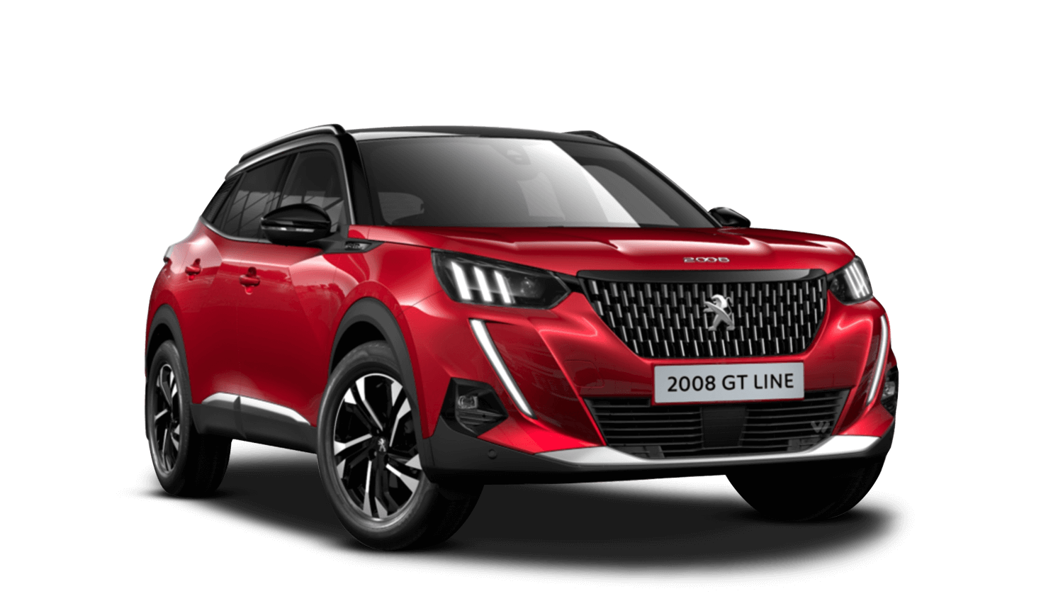 Elixir Red Peugeot 2008 Suv New