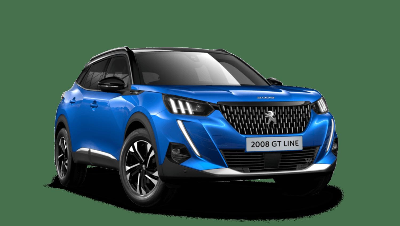 Vertigo Blue All-new Peugeot 2008 SUV