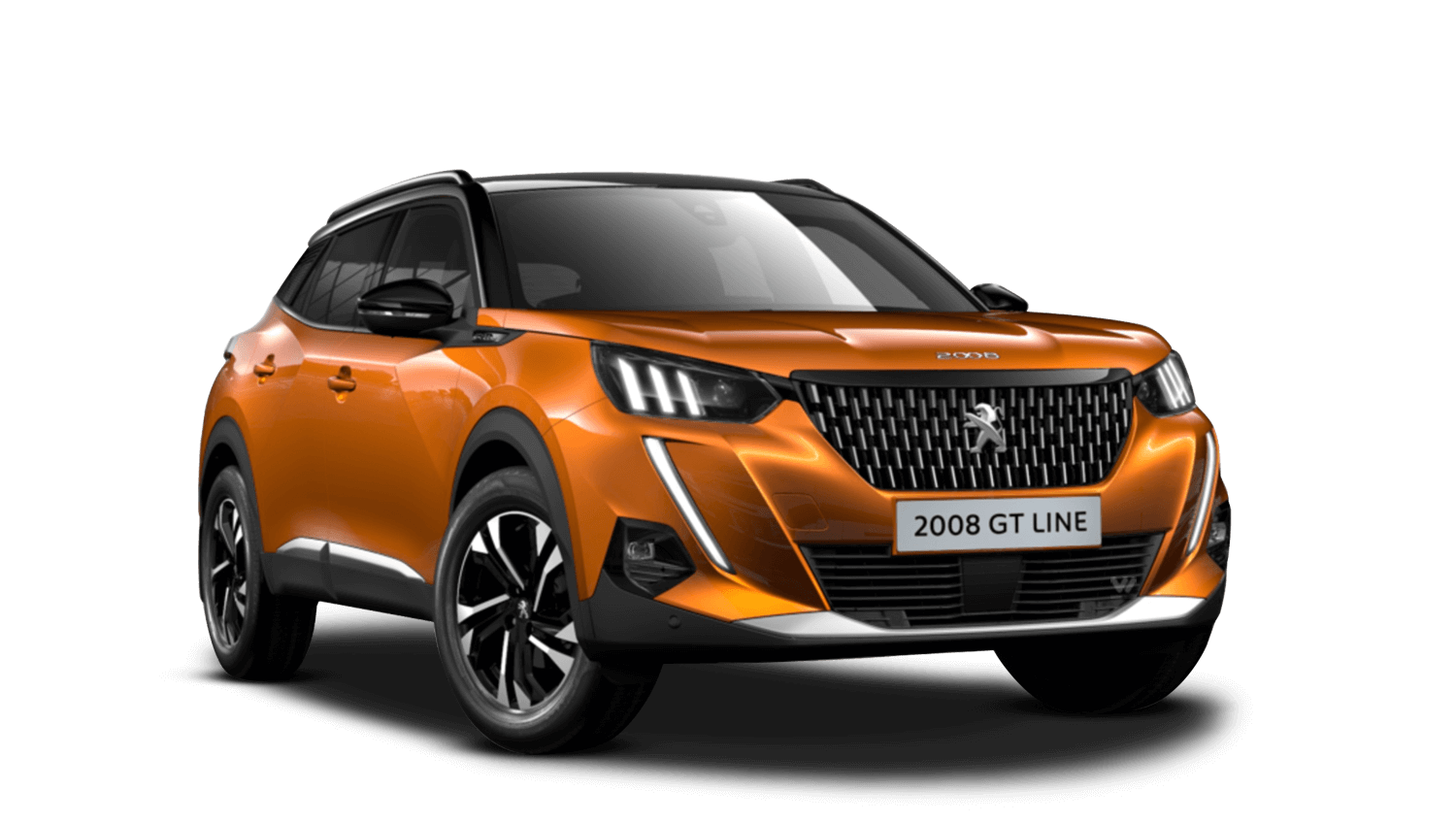 All New Peugeot 2008 Suv Gt Line Finance Available