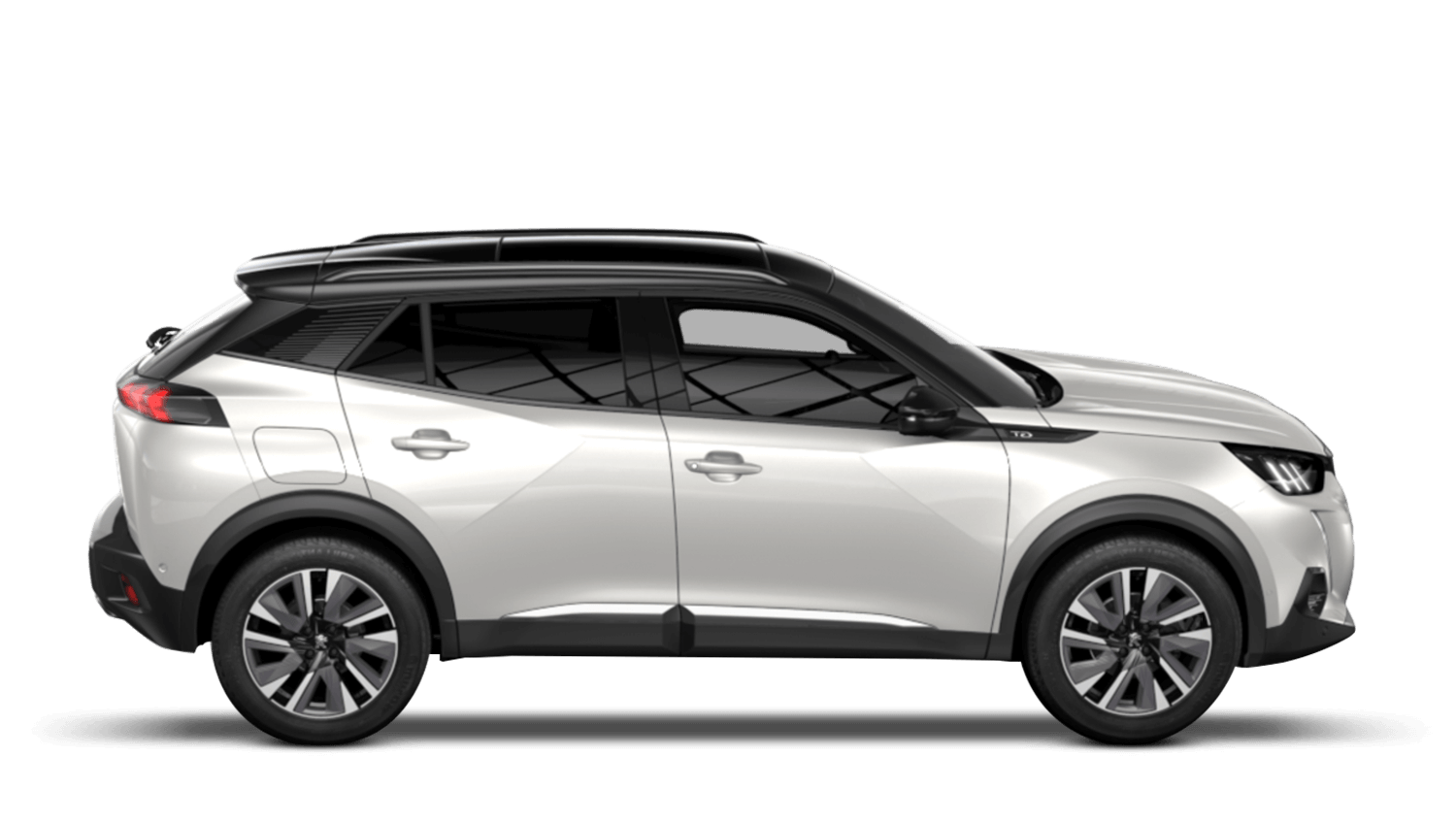 Pearlescent White All-new Peugeot 2008 SUV