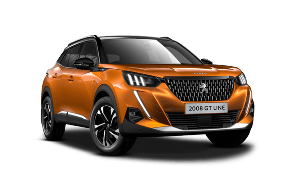 All-new Peugeot 2008 SUV GT Line