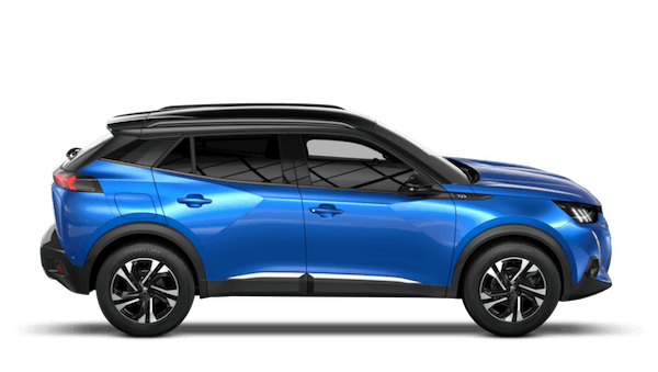All-new Peugeot 2008 SUV GT