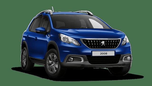 New Peugeot 2008 Signature PureTech SUV Offer