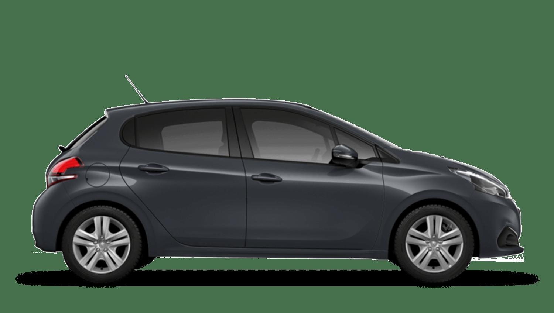 Hurricane Grey Peugeot 208