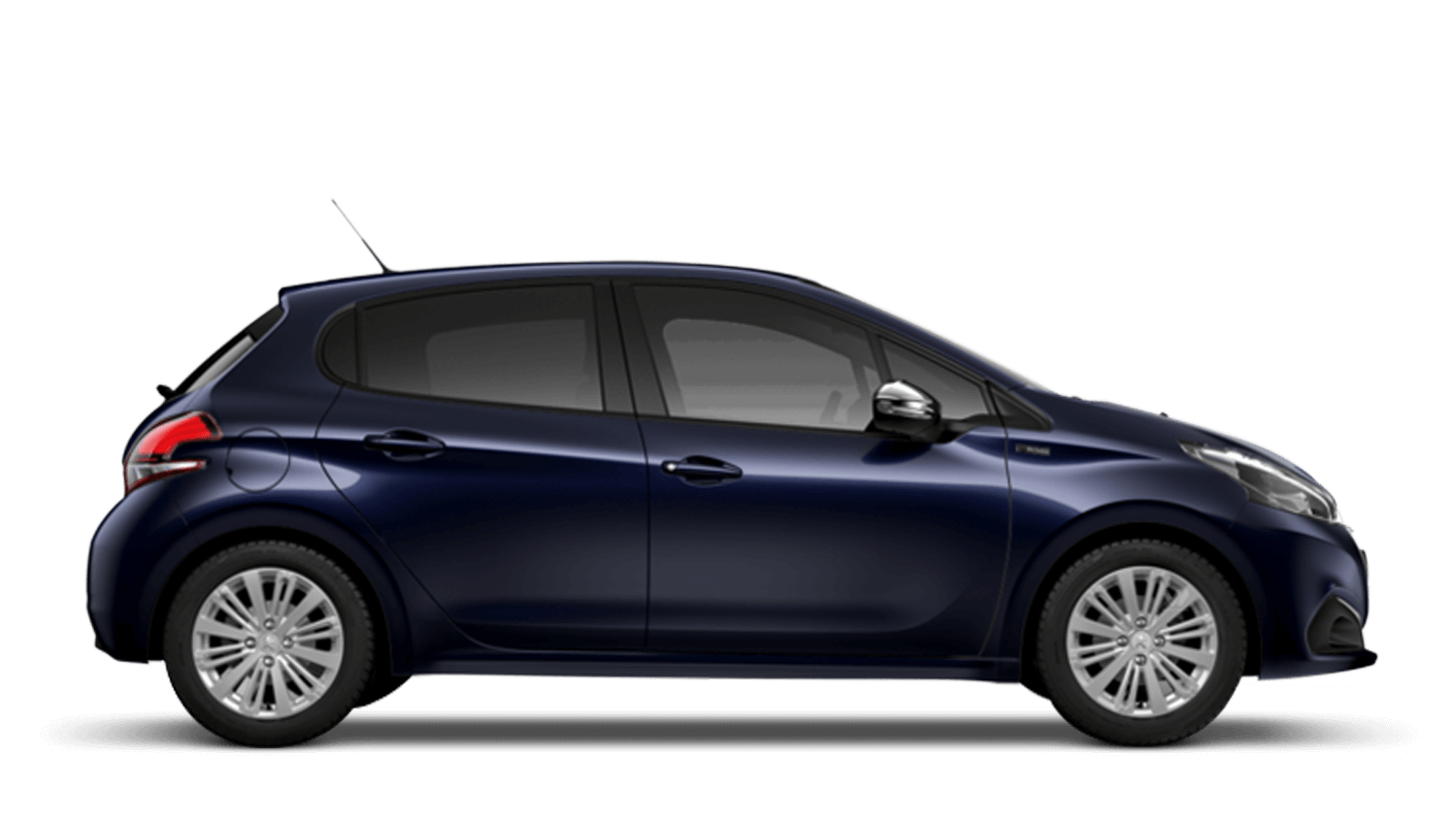 Twilight Blue Peugeot 208