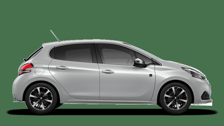 Cumulus Grey Peugeot 208