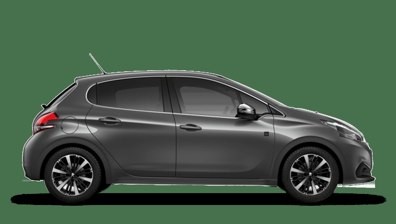 Nimbus Grey Peugeot 208