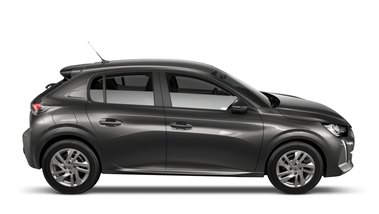 Nimbus Grey All-new Peugeot 208