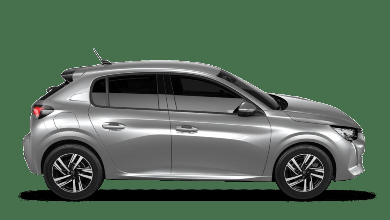 Cumulus Grey All-new Peugeot 208