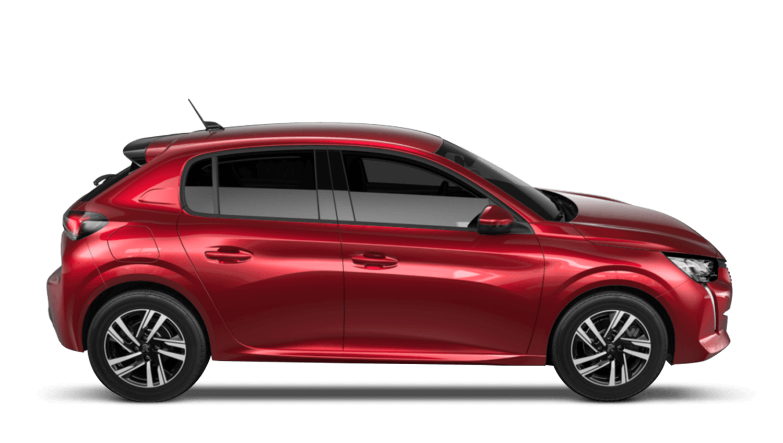 Elixir Red All-new Peugeot 208