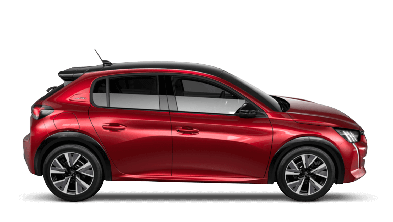 Elixir Red All-new Peugeot 208