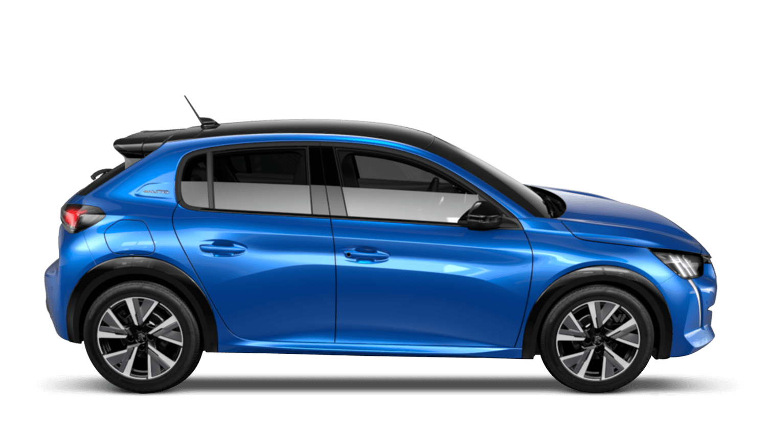 Vertigo Blue All-new Peugeot 208