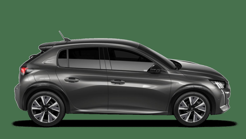 Nimbus Grey All-new Peugeot 208