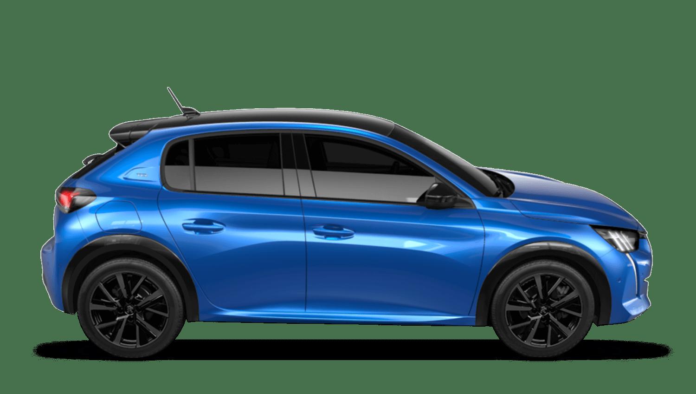 Vertigo Blue Peugeot 208