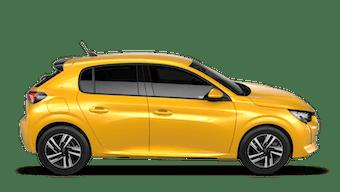 All-new 208 Allure Premium