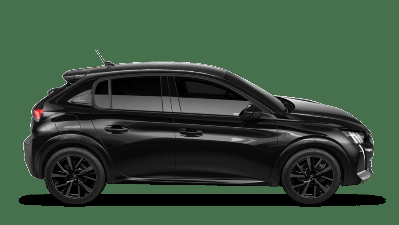 Nera Black Peugeot 208