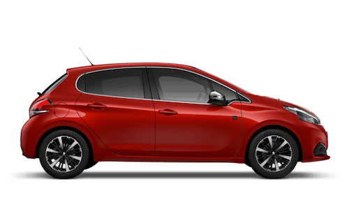peugeot 208 Tech Edition Offer