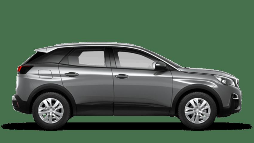 Cumulus Grey Peugeot 3008 SUV
