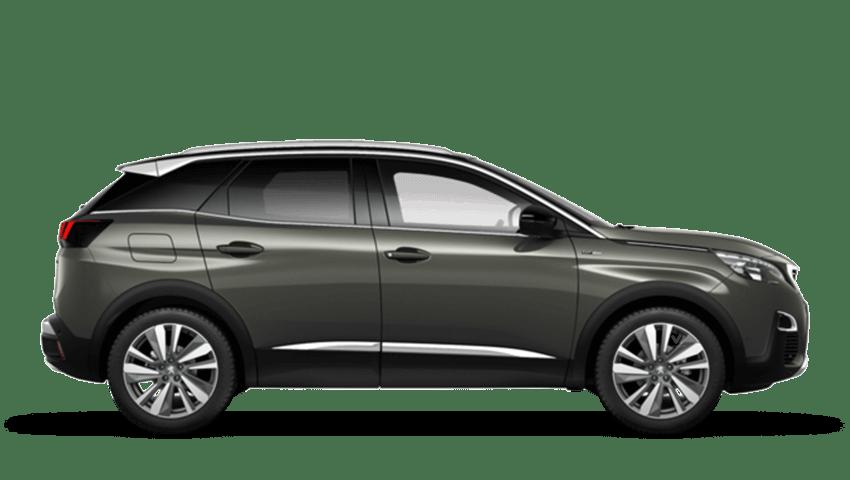 Amazonite Grey Peugeot 3008 SUV