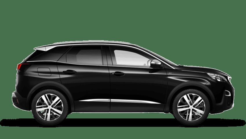 Nera Black Peugeot 3008 SUV