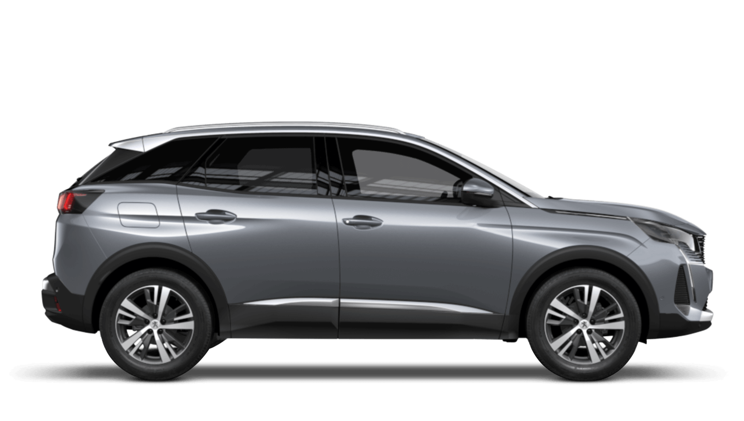 Cumulus Grey New Peugeot 3008 SUV