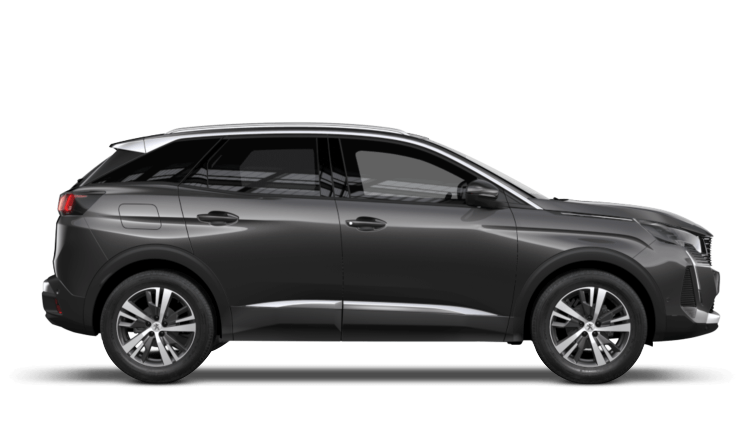Nimbus Grey New Peugeot 3008 SUV